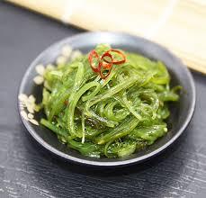 salade d'algues wakamé chez Itamae