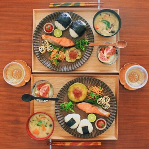 Repas japonais au restaurant Itamae à Marseille