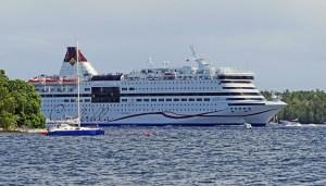 Teema- ja erikoisristeilyiltä vaihtelua Itämerellä matkailuun