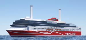 ABB:n uusinta digitekniikkaa Viking Linen uuteen alukseen Itämerelle