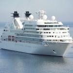 Matkustajalaivojen jätevesipäästöt Itämereen pienenevät