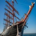 Maailman suurin perinteinen purjelaiva vierailee Raahessa heinäkuussa 2019