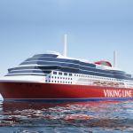Viking Linen uuden aluksen nimeksi tulee Viking Glory