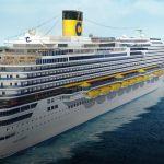 Costa Cruises -varustamo aikoo ylittää kansainväliset ohjeistukset
