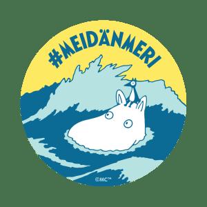 Moomin Characters rakentaa kansainvälistä suurkampanjaa Itämeren pelastamiseksi