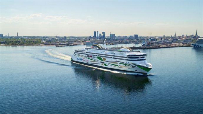 Matkustajaliikenne Helsingin satamassa vähäistä – ulkomaankauppa kulkee