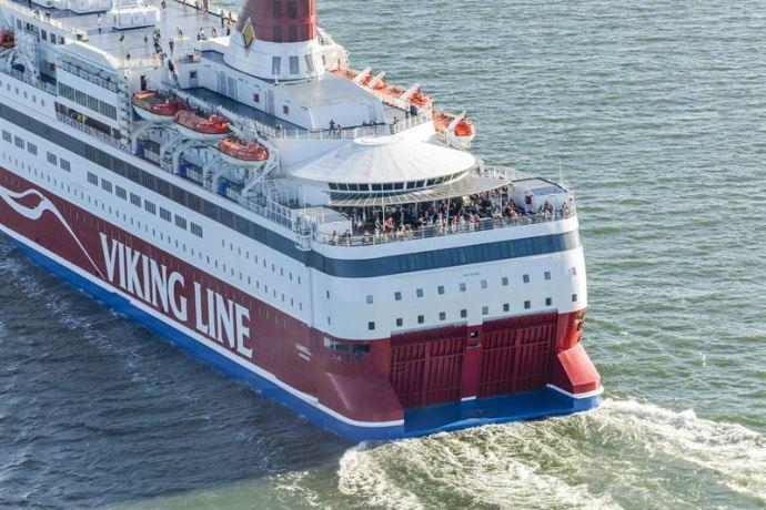 Viking Linen liikennöinti 2.4. alkaen