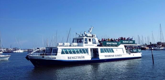 Kuva, joka sisältää kohteen vesi, laiva, ulko, alus  Kuvaus luotu automaattisesti