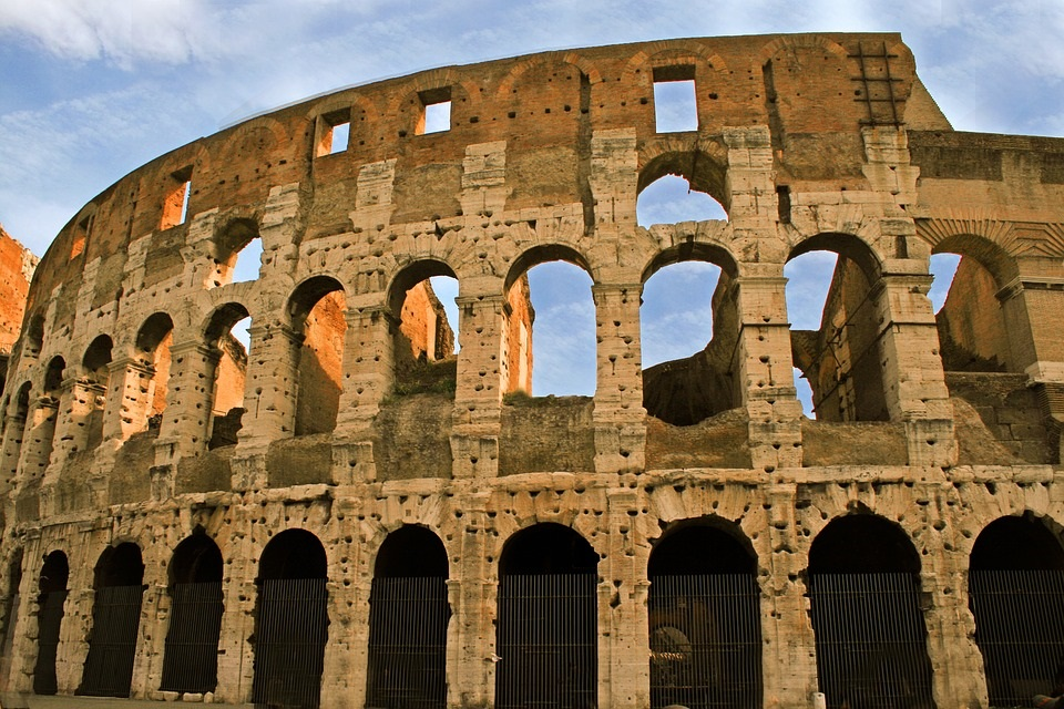 colosseo coliseo roma
