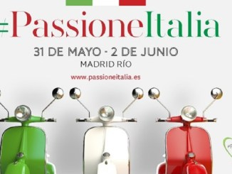 passione italia fiesta madrid