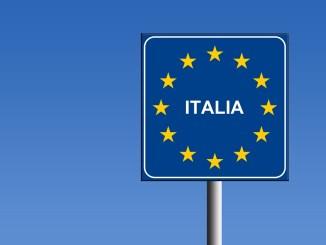 frontera italia