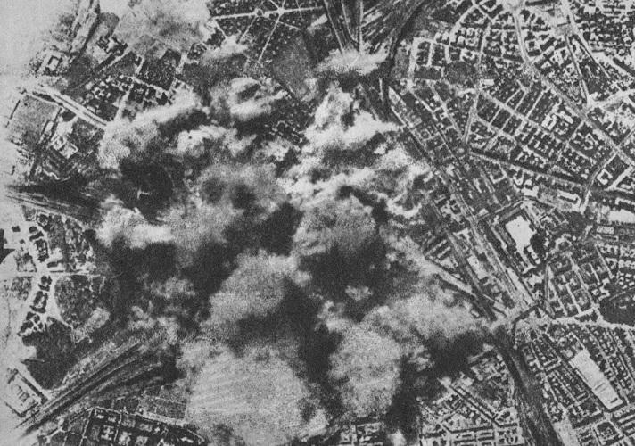 bombardeo san lorenzo