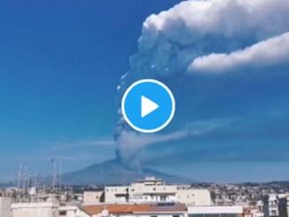 sicilia etna erupción
