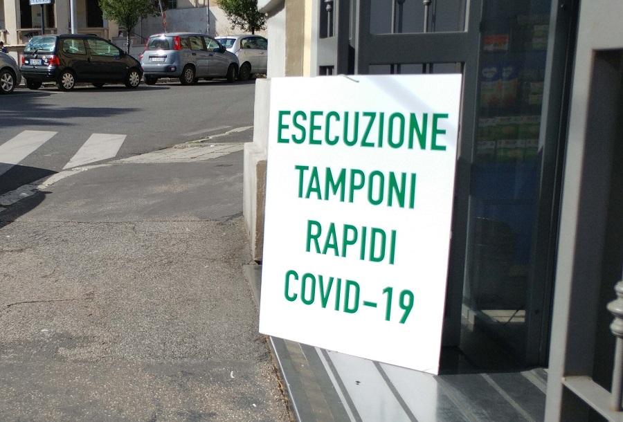 test covid italia