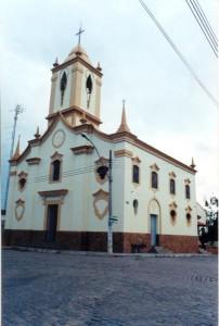 igreja matris são jose de leonissa