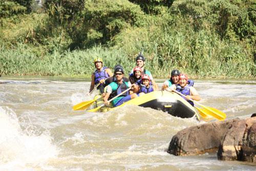 Rafting em Itaocara