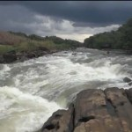 RAFTING em Itaocara na Cachoeira do Urubú