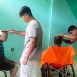 Jovens de Itaocara promovem dia de beleza para idosos do asilo da cidade