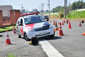Treinamento envolveu policiais de Itapira
