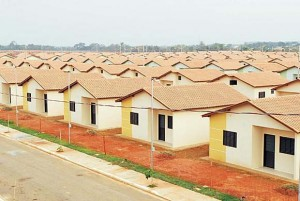 Programa federal de habitação pode ser beneficiado com repasse do Fundo (Divulgação)