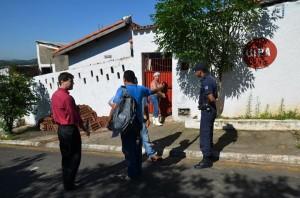 Intervenção ocorreu na terça e teve apoio da Guarda Civil Municipal
