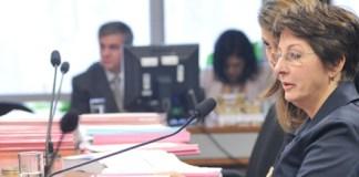 Para Ana Rita, relatora do projeto, crianças são mais suscetíveis a propagandas (Geraldo Magela)