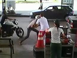 Morte de policial em assalto a posto pode ter sido estopim para mortes (Reprodução)