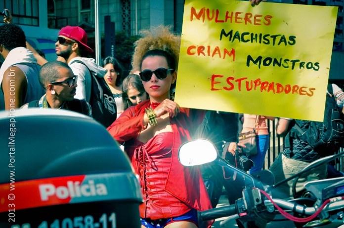 Maioria das entrevistadas são mulheres; na foto, protesto em São Paulo no ano pasado sobre o tema