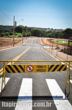 Trecho visa desafogar tráfego da Rio Branco