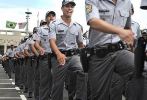 Corporação militar estadual oferece duas mil vagas (Reprodução)