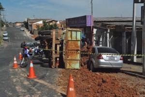 Prejuízos serão ressarcidos, garante orgão público (Alair Jr/Portal Mogi Guaçu)