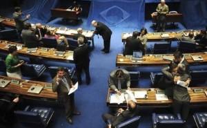 Projeto foi aprovado no Senado e ainda depende de sanção da presidente (Agência Brasil)
