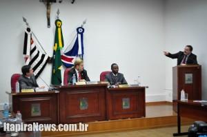 Vereadores Maurício e Rafael entraram em discussão