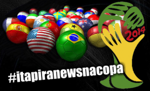 Itapira News na Copa do Mundo 2014