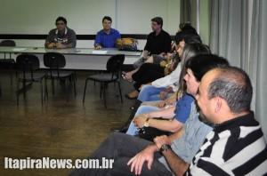 Reunião não agradou interventoras da Uipa