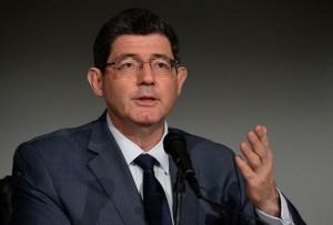 Levy admitiu possibilidade de recessão (Wilson Dias/Agência Brasil)