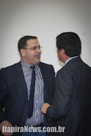 Parlamentares trocaram acusações durante sessão (Leo Santos)