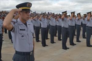 Novos sargentos atuarão em todo o Estado (Rodrigo Paneghine)