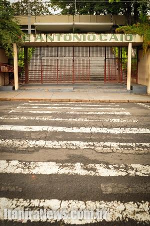 Professores do Antônio Caio aderiram à greve