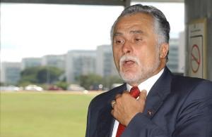 Genoino foi absolvido de condenação no caso Mensalão (Agência Brasil)
