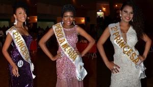 Whitney Marjorie, Beatriz e Cláudia finalizaram concurso de beleza (Divulgação)
