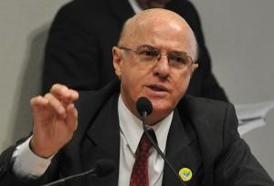 Othon Luiz Pinheiro foi preso pela Polícia Federal (Antonio Cruz/Agência Brasil)