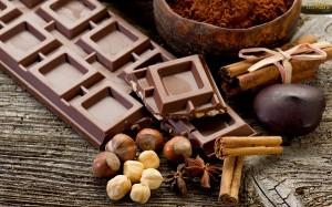 Chocolate amargo faz bem ao coração, aponta pesquisa (Ilustração)