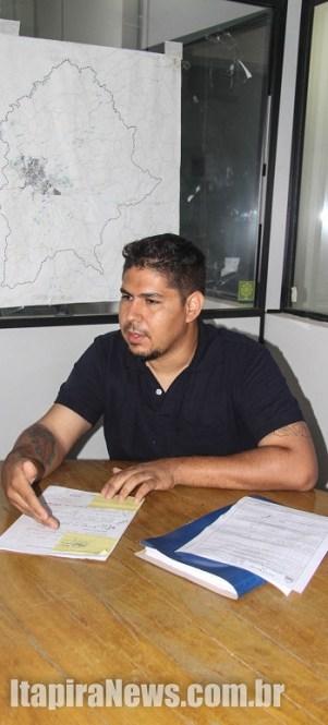 Oliveira faz avaliação positiva de primeiro mês (Leo Santos)