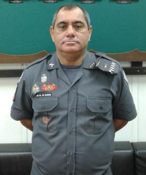 Tenente-coronel Cícero Barboza agora está à frente do Batalhão de Mogi Guaçu (Divulgação)