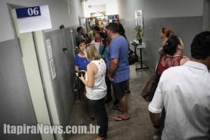 Novos conselheiros tutelares foram eleitos no último domingo (Leo Santos)