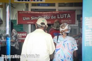 Atendimento está prejudicado devido a problemas com ar (Leo Santos)