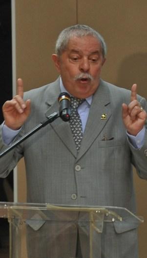 Lula se manfestou sobre Operação Lava Jato (Valter Campanato/ABr)