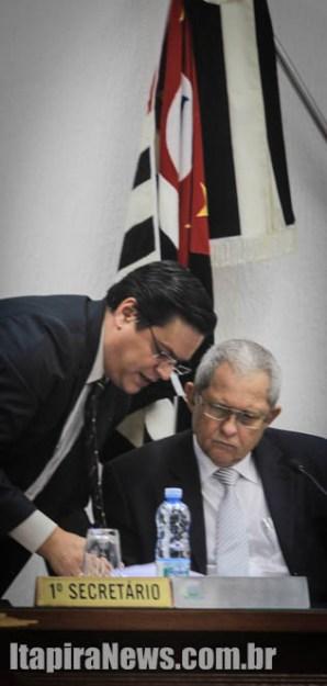 Voto de autoria de Lima ganhou apoio de Stringuetti e outros vereadores