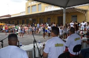 Projeto dedicado ao Samba tem nova edição em Itapira (Divulgação)